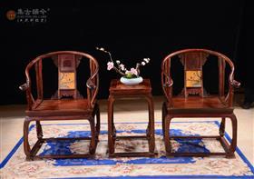 皇宫椅(独板景泰蓝)